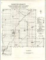 Map Image 001, Fayette County 1979